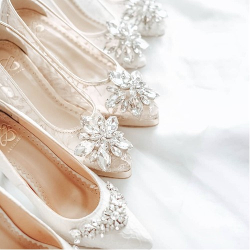 SEE ALL BRIDE SHOES COLLECTION