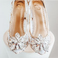 LUMINOUS BRIDE SHOES COLLECTION
