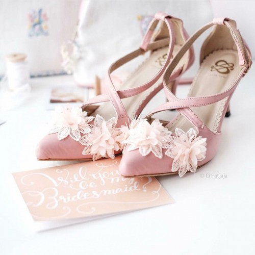 Bridesmaid Shoes Collection